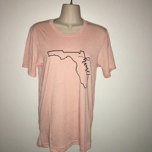 Tops - Florida home tee shirts sold after Irma